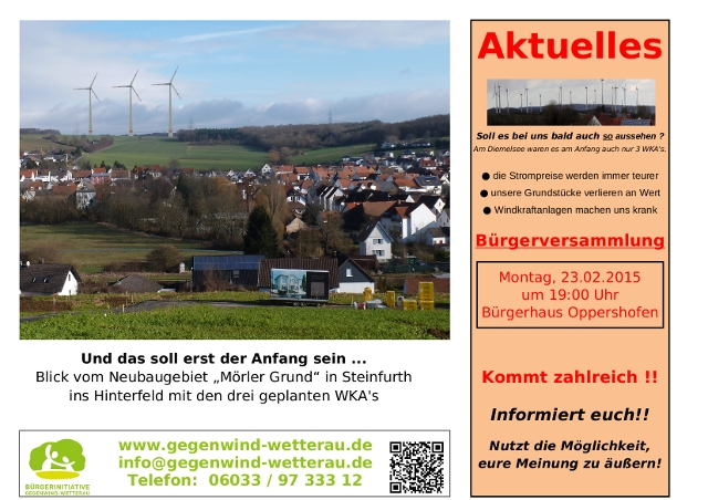 Plakat-Bürgerversammlung-Steinfurth-1b-640